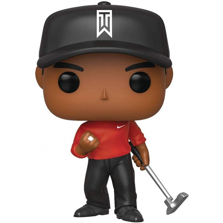 Funko Pop - Golf - Tiger Woods