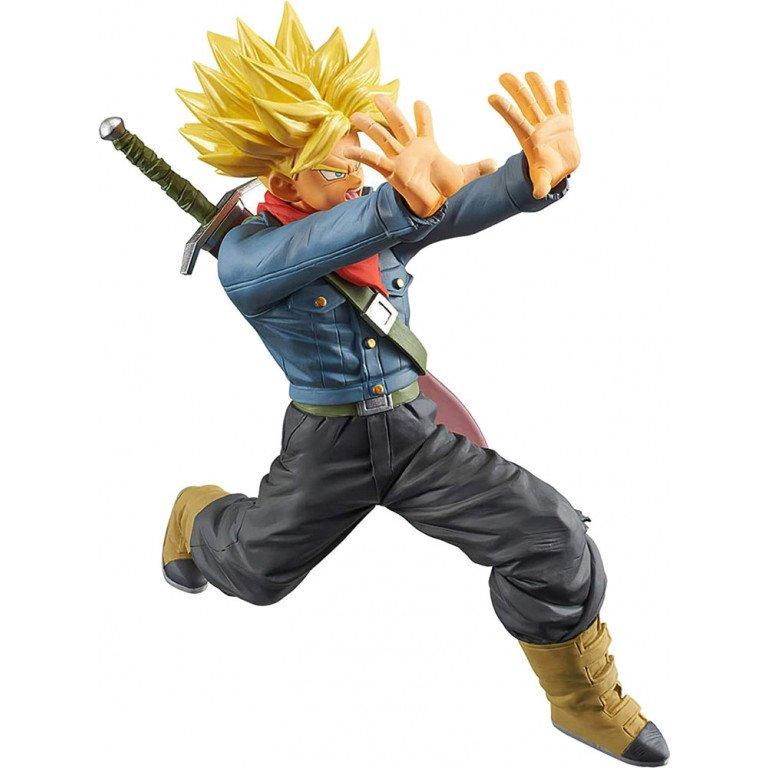 Banpresto - Dragon Ball - Super Saiyan Trunks