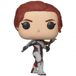 FUNKO POP MARVEL BLACK WIDOW