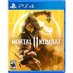 JUEGO PLAYSTATION 4: MORTAL KOMBAT 11