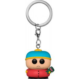 FUNKO POP KEYCHAIN SOUTH PARK CARTMAN WITH CLYDE