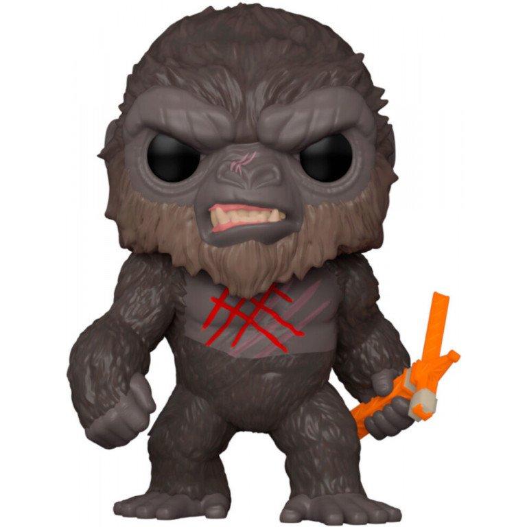 Funko Pop - Movie - Godzilla vs Kong - Battle Scarred Kong