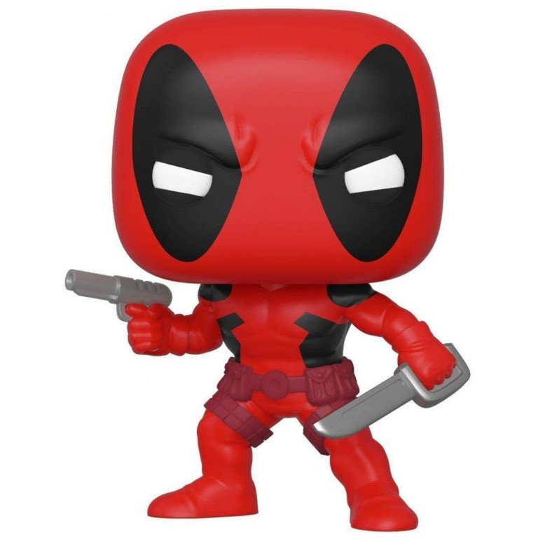 Funko POP - Marvel - 80TH - Deadpool