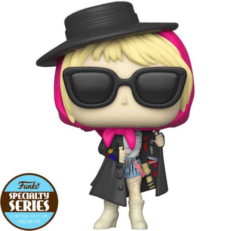 Funko Pop - Heroes - Birds of Prey - Harley Quinn (incognito) (specialty series)