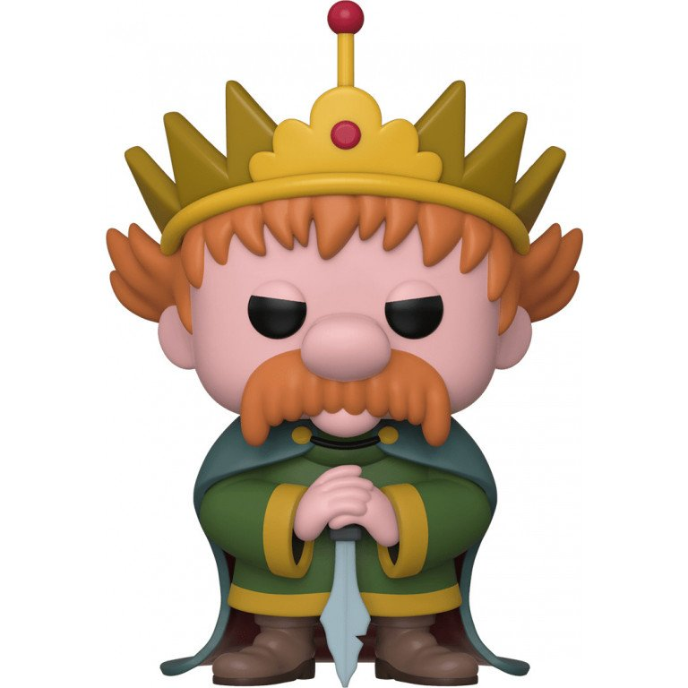 Funko Pop - Animation - Disenchantment - King ZOG