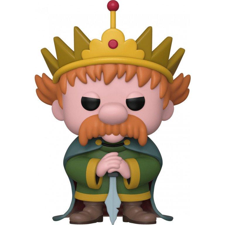 Funko POP - Animation - Disenchantment - King ZOG