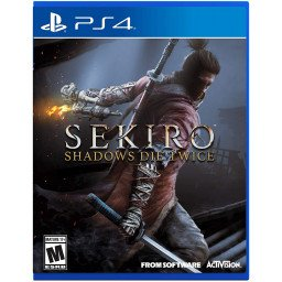JUEGO PS4: SEKIRO SHADOWS DIE TWICE