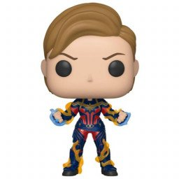 FUNKO POP MARVEL CAPTAIN MARVEL NEW HAIR