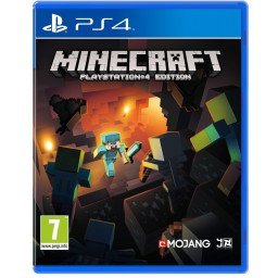 JUEGO PLAYSTATION 4: MINECRAFT