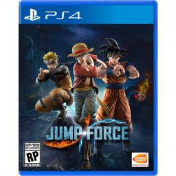 JUEGO PLAYSTATION 4: JUMP FORCE