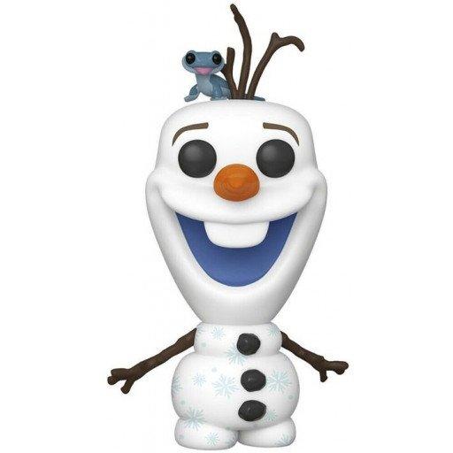 Funko Pop - Disney - Frozen II - Olaf con bruni