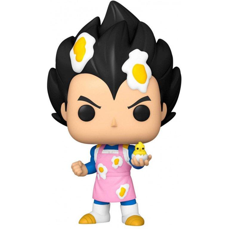 Funko Pop - Animation - Dragon Ball - DBZ - Vegeta Cooking (special edition)