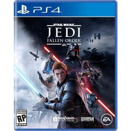 JUEGOS PLAYSTATION 4: STAR WARS JEDI