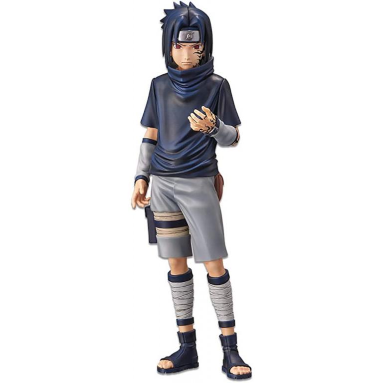 Banpresto - Naruto - Sasuke - Grandista