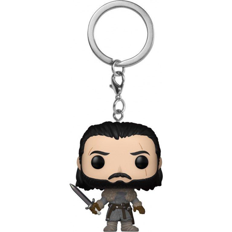 Funko Pop - Keychain - Game of Thrones - Jon Snow