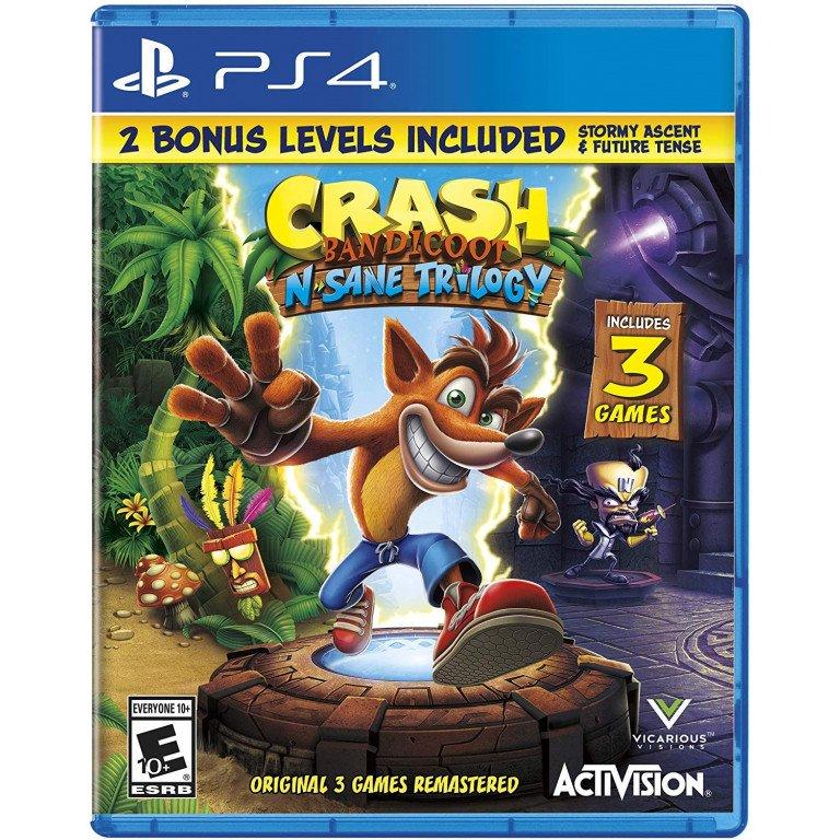 Crash Bandicoot 2.0 - Playstation 4