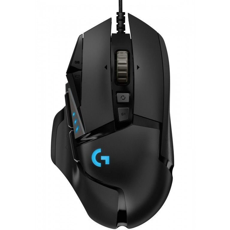 Logitech G502 Hero - Mouse para gaming