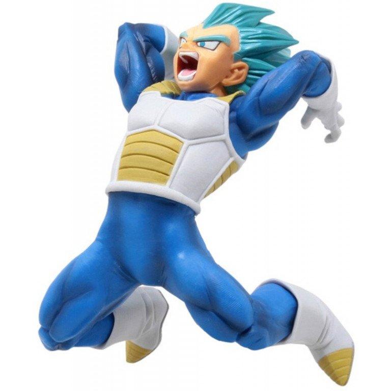 Banpresto - Dragon Ball - The Rivals - Super Saiyan God Vegeta