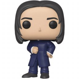 FUNKO POP HARRY POTTER SEVERUS SNAPE YULE