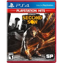 JUEGO PS4: SECOND SON INFAMOUS (HITS)