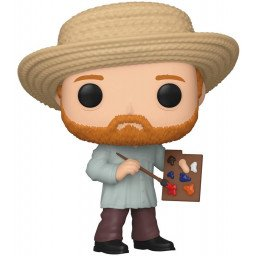 FUNKO POP ARTISTS VINCENT VAN GOGH