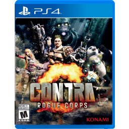 JUEGO PS4: CONTRA ROUGE CORPS