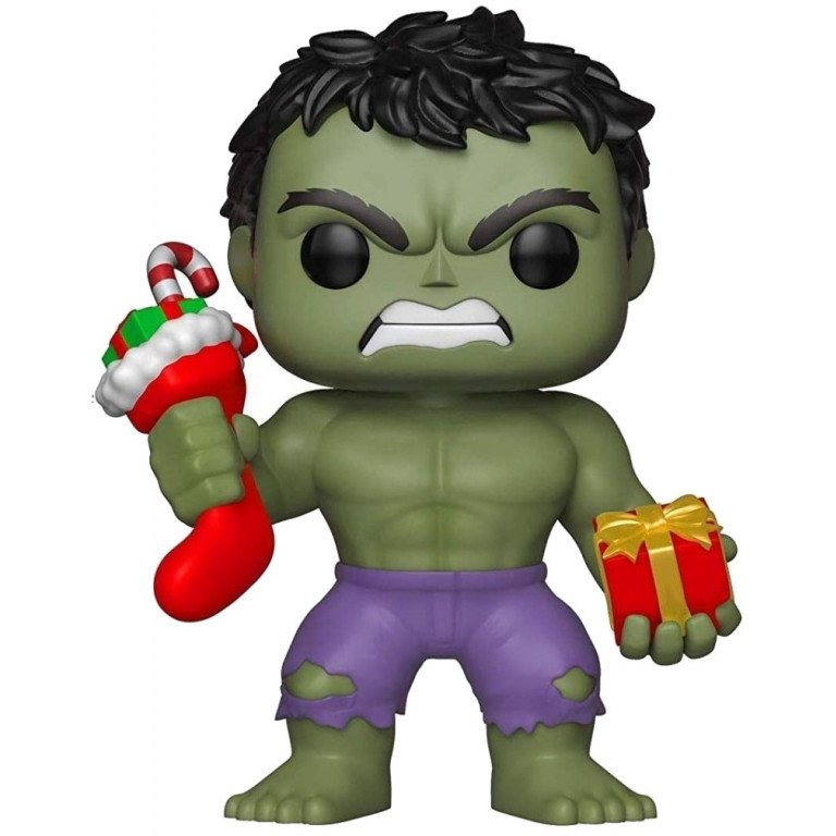 Funko Pop - Marvel - Hulk - Holiday