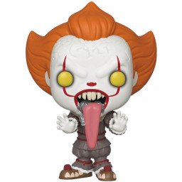 FUNKO POP PENNYWISE W DOG TONGUE