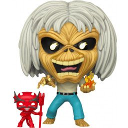 FUNKO POP ROCKS IRON MAIDEN EDDIE NOB