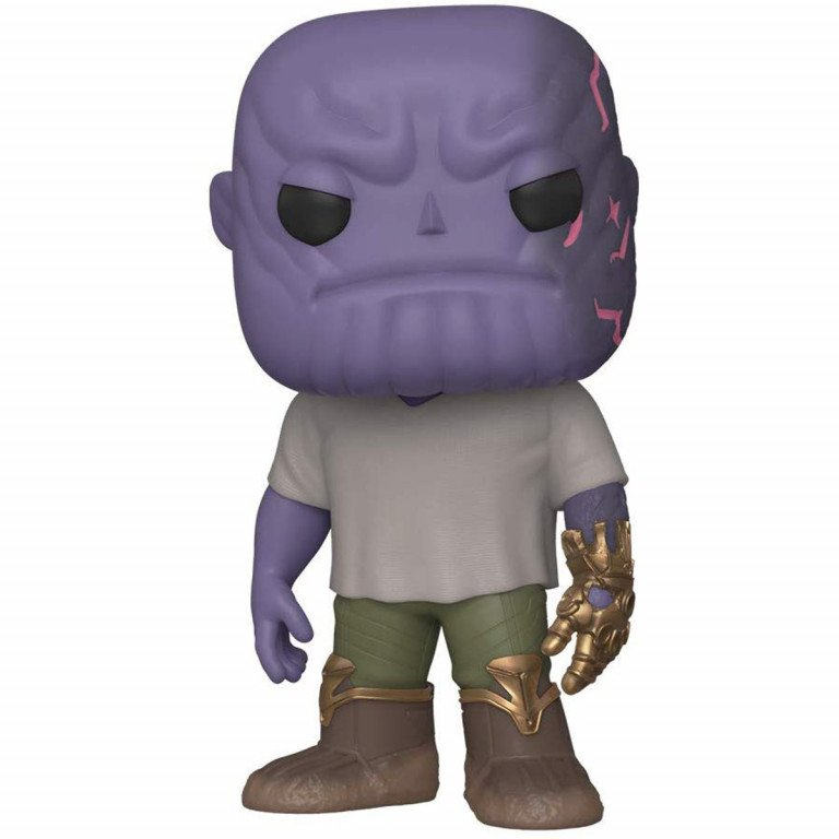Funko POP - Marvel - Endgame - Thanos casual gauntlet