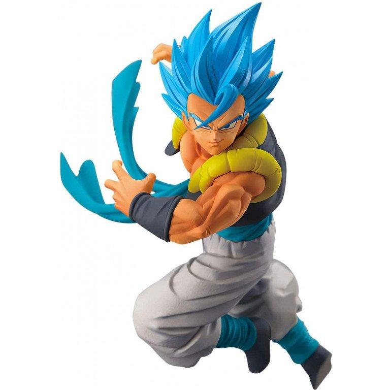 Banpresto - Dragon Ball - Super Saiyan God Super Saiyan - Gogeta