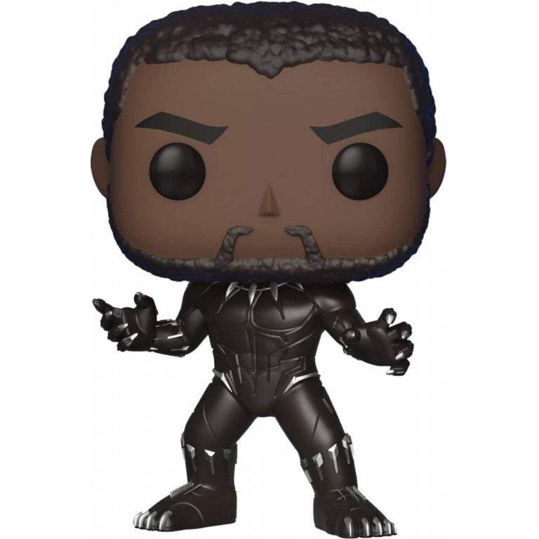 Funko Pop - Marvel - Black Panther - Black Panther