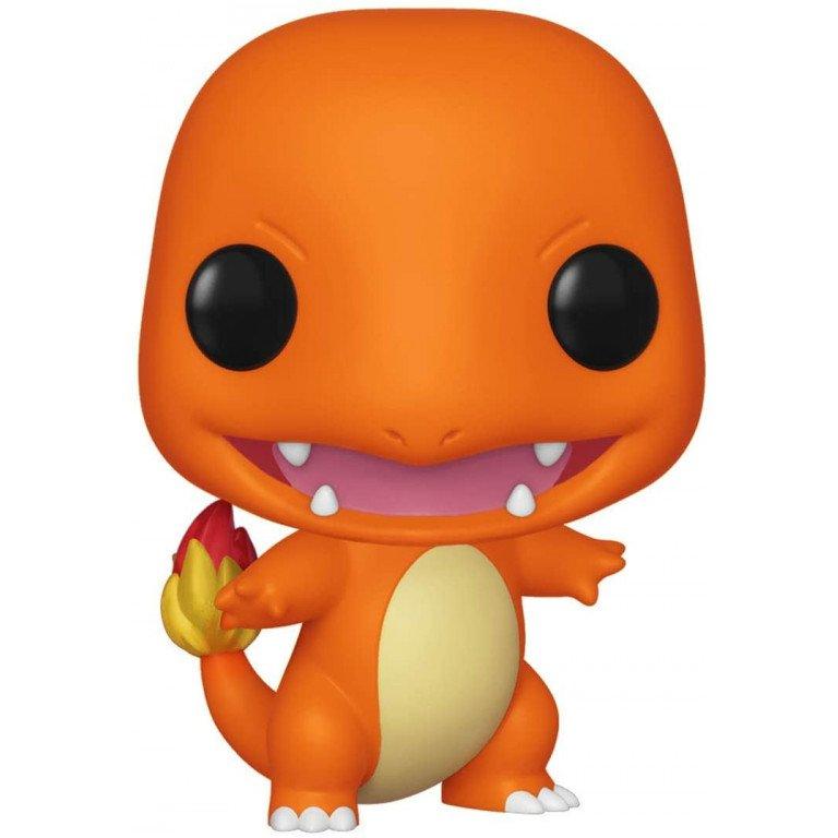 Funko POP - Games - Pokemon - Charmander