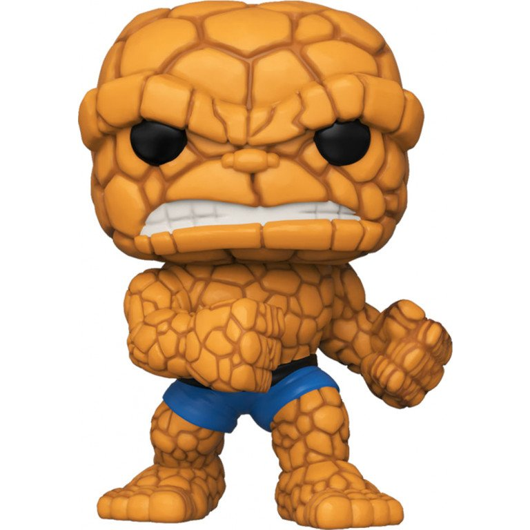 Funko POP - Marvel - Fantastic 4 - The Thing - La mole