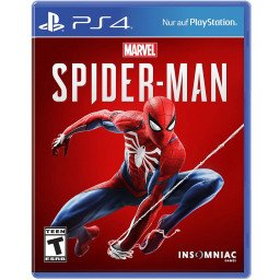 JUEGO PLAYSTATION 4: SPIDERMAN
