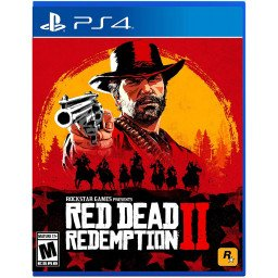 JUEGO PS4: RED DEAD REDEMPTION 2