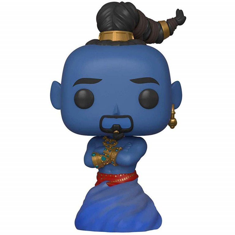 Funko POP - Disney - Aladdin - Genie (Live action)