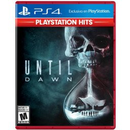 JUEGO PLAYSTATION 4: UNTIL DAWN (HITS)