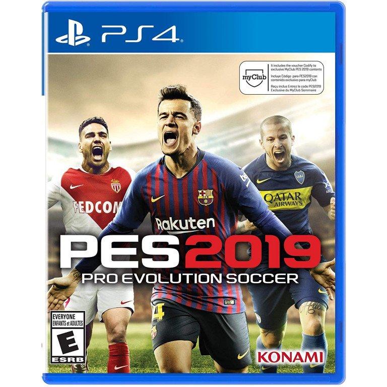 PRO Evolution 2019 - Playstation 4