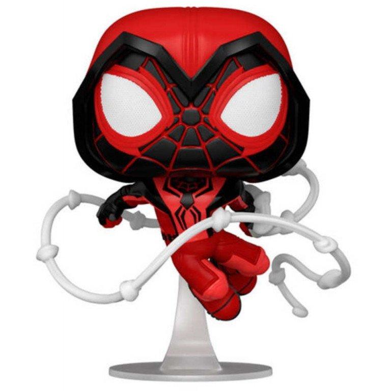 Funko Pop - Marvel - Gamerverse - Spider-Man - Cowl Suite