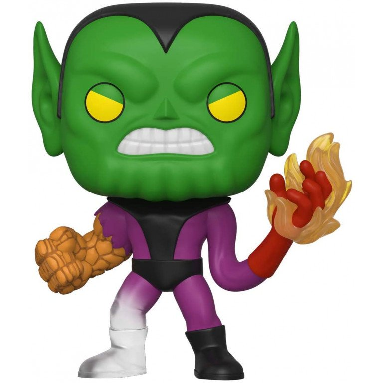 Funko Pop - Marvel - Fantastic 4 - Super Skrull