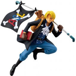 BANPRESTO ONE PIECE THREE BROTHERS SABO (A)