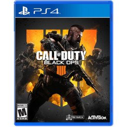 JUEGO SONY PS4: CALL OF DUTY BLACK OPS 4