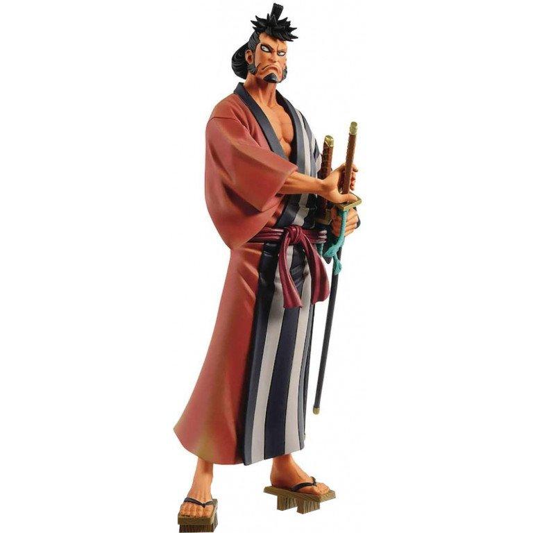 Banpresto - One Piece - The Grandline Men - Wanokuni II