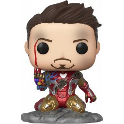 FUNKO POP MARVEL ENDGAME IRON MAN GLOWS