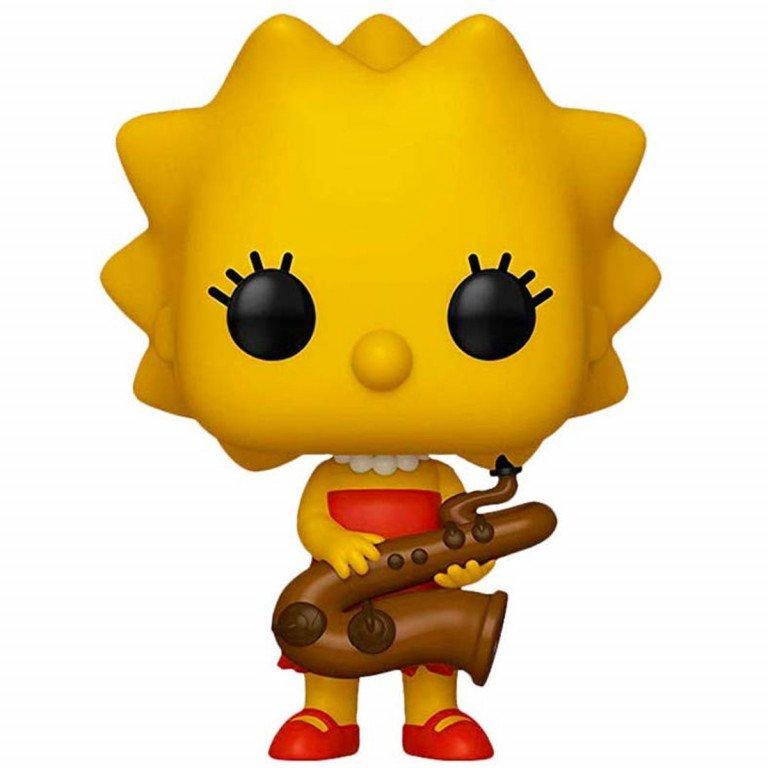Funko POP - Television - The Simpsons - Lisa Simpson