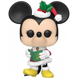 FUNKO POP DISNEY MINNIE MOUSE HOLIDAY