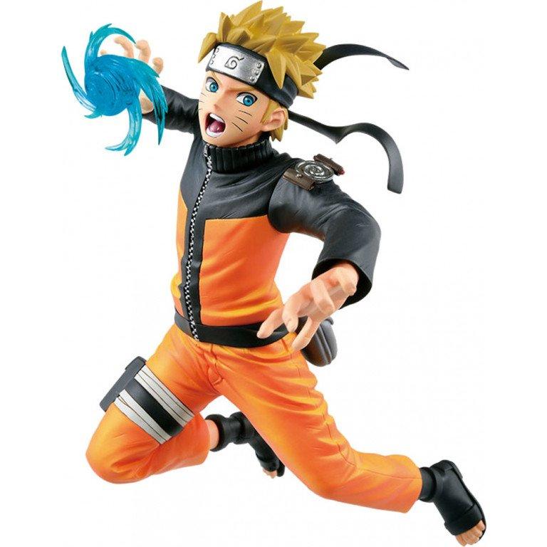 Banpresto - Naruto - Vibration Stars - Naruto Uzumaki