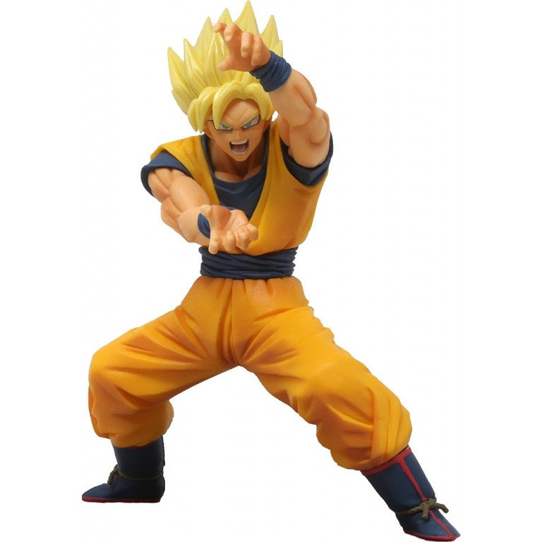 Banpresto - Dragon Ball - The Rivals - Super Saiyan Son Goku