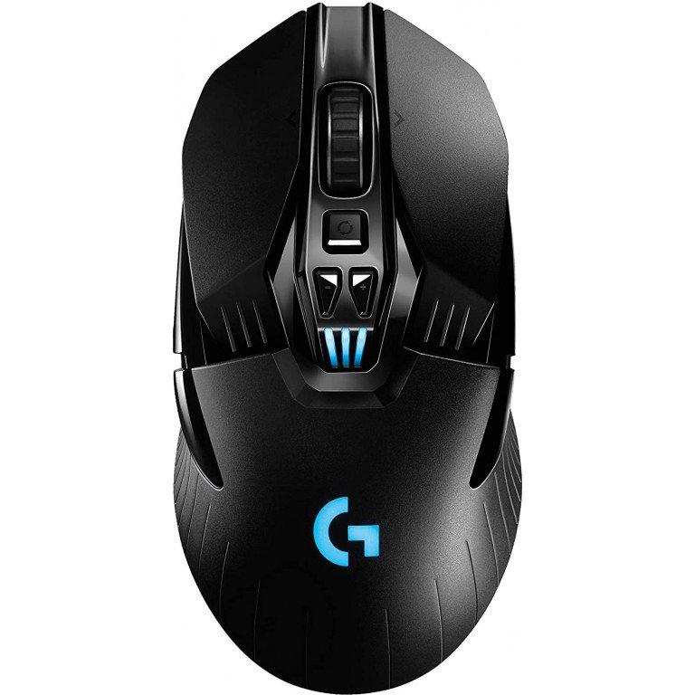 Logitech G903 Lucespeed - Mouse inalámbrico para gaming